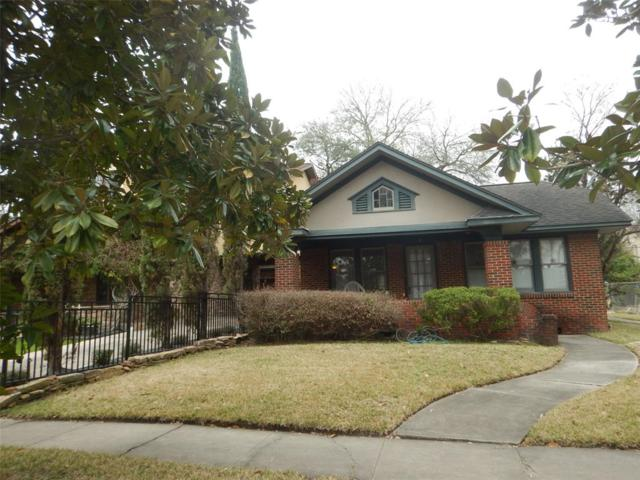 1620 Harold, Houston, TX 77006 (MLS #1059574) :: Fanticular Real Estate, LLC