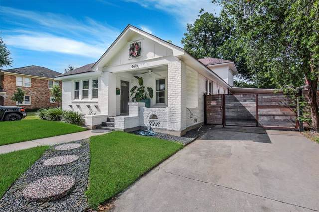 4415 Pease Street, Houston, TX 77023 (MLS #10597762) :: The Jennifer Wauhob Team