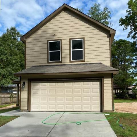 122 Hickory Nut Street, Livingston, TX 77351 (MLS #10598557) :: My BCS Home Real Estate Group