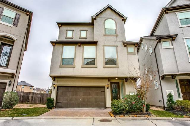 2716 Shadybrook Meadow Drive, Houston, TX 77080 (MLS #10602981) :: Michele Harmon Team