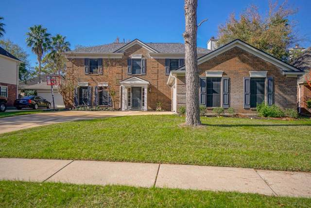 18531 Iron Lake Drive, Houston, TX 77084 (MLS #10603360) :: Phyllis Foster Real Estate