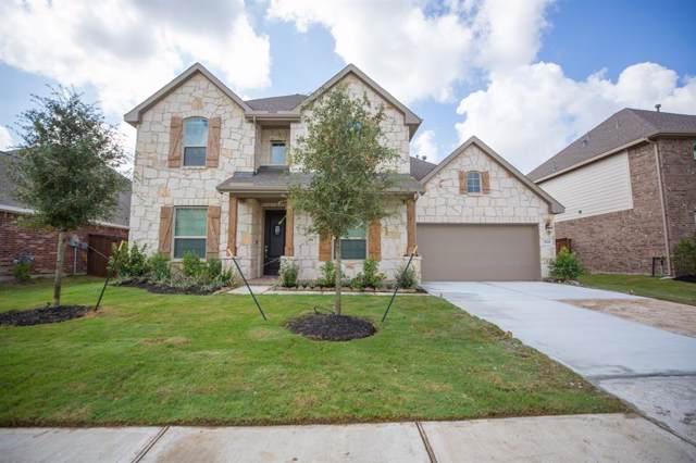 3626 Lister Drive, Iowa Colony, TX 77583 (MLS #10605740) :: The Jill Smith Team
