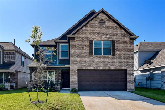 9986 Chimney Swift Lane, Conroe, TX 77385 (MLS #10607582) :: The SOLD by George Team