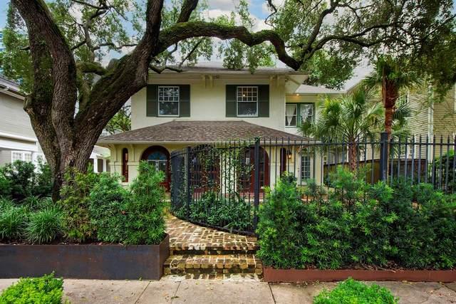 908 Kipling Street, Houston, TX 77006 (MLS #10609346) :: Caskey Realty