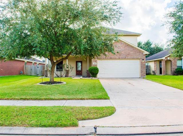 2407 Prado Lane, Richmond, TX 77406 (MLS #10615020) :: Guevara Backman