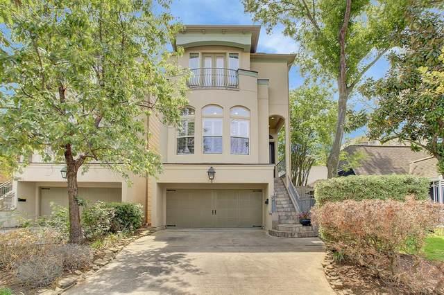 1607 Bonnie Brae Street, Houston, TX 77006 (#10615716) :: ORO Realty