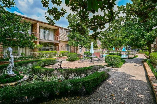 5353 Institute Lane #12, Houston, TX 77005 (MLS #10616301) :: The SOLD by George Team