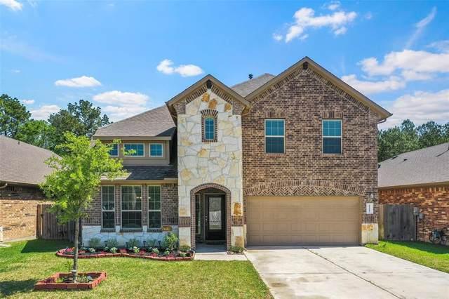 21485 Elk Haven Lane, Porter, TX 77365 (MLS #10616830) :: Area Pro Group Real Estate, LLC