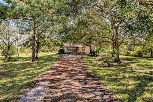 8203 County Road 198, Alvin, TX 77511 (MLS #10618533) :: Phyllis Foster Real Estate