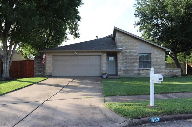 463 Eastcape Court, Houston, TX 77598 (MLS #10618863) :: Connect Realty