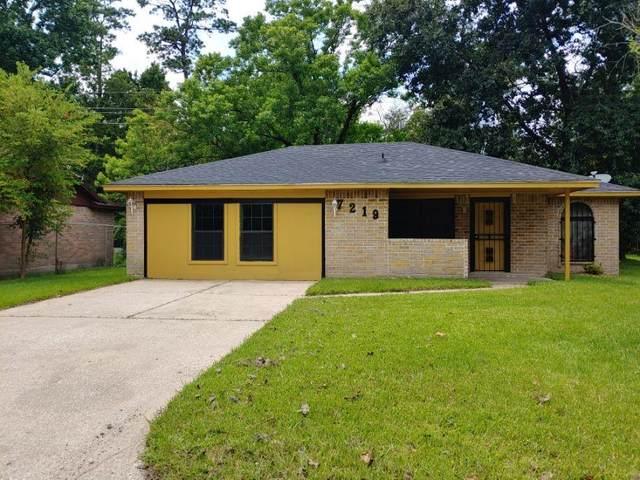 7219 Hedgewood Street, Houston, TX 77016 (#10621093) :: ORO Realty