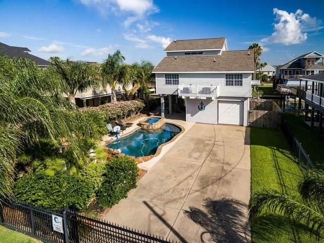 16522 Tampico Way, Jamaica Beach, TX 77554 (MLS #10627500) :: Ellison Real Estate Team