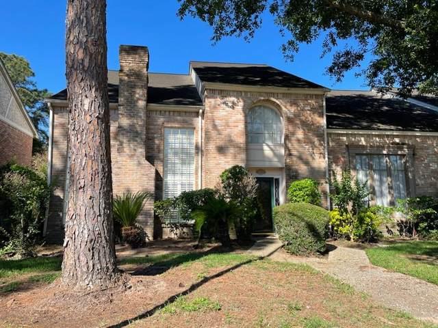 17139 Beaver Springs Drive #12, Houston, TX 77090 (MLS #10627998) :: Christy Buck Team