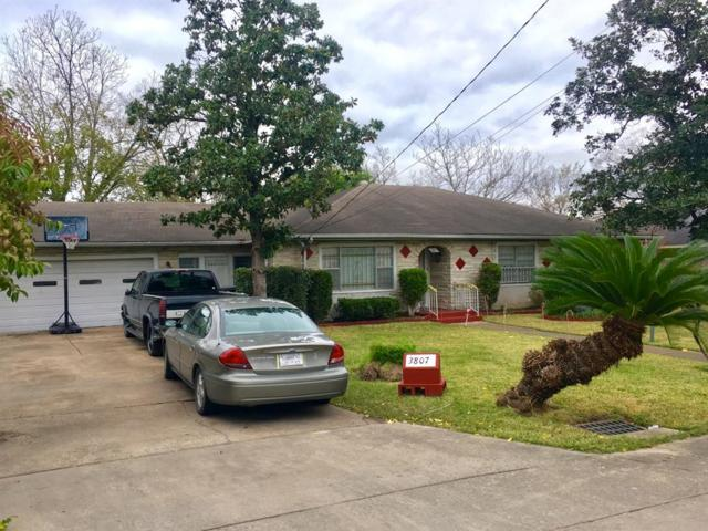 3807 Amos Street, Houston, TX 77021 (MLS #1063076) :: The Jill Smith Team