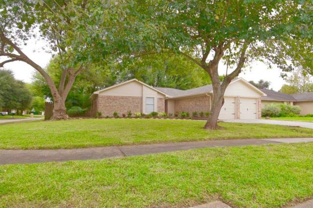 446 Ironbark Drive, Houston, TX 77598 (MLS #10634185) :: Texas Home Shop Realty