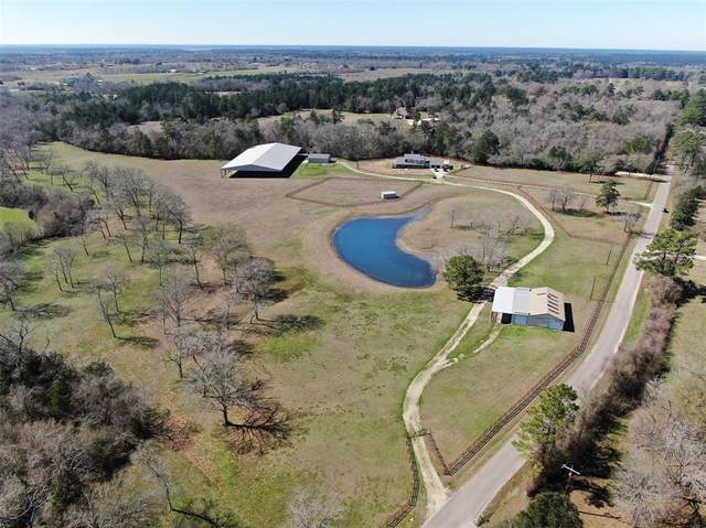 10845 Black Land Road, Willis, TX 77318 (MLS #10634316) :: Bray Real Estate Group