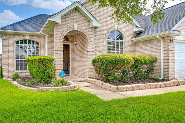 1419 Noble Glen Drive, Fresno, TX 77545 (MLS #10648143) :: Front Real Estate Co.