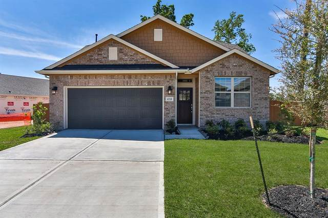 4310 Umber Shadow Drive, Spring, TX 77386 (MLS #10649626) :: The Bly Team