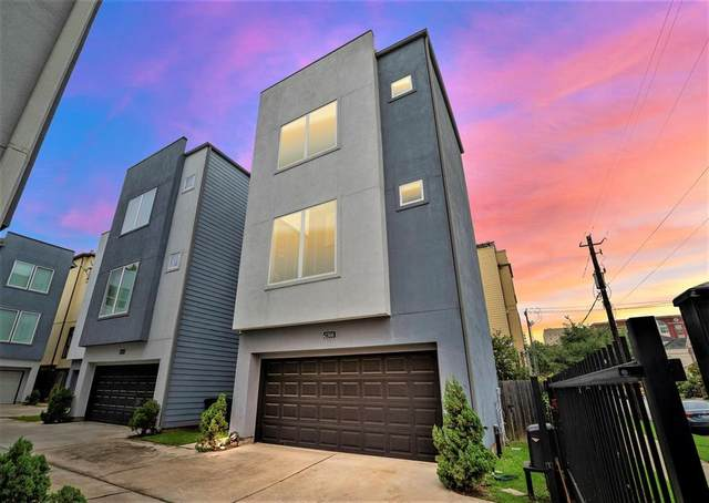 2306 Austin Street, Houston, TX 77004 (MLS #10651495) :: My BCS Home Real Estate Group