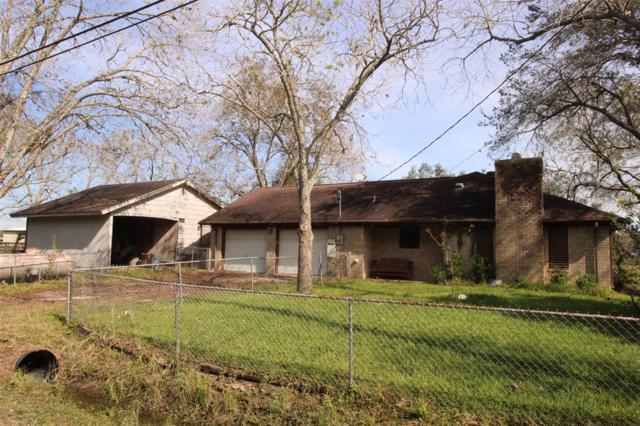 2905 Weir Street, Santa Fe, TX 77517 (MLS #10652026) :: The Heyl Group at Keller Williams