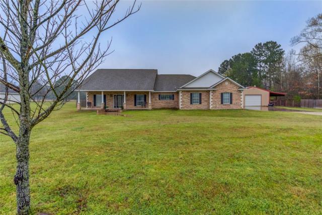 212 Evans Gann Rd, Lufkin, TX 75904 (MLS #10652881) :: Texas Home Shop Realty
