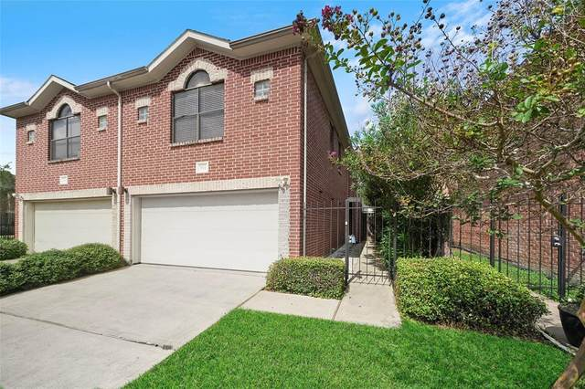 3614 Link Valley Drive, Houston, TX 77025 (MLS #10653038) :: The Freund Group