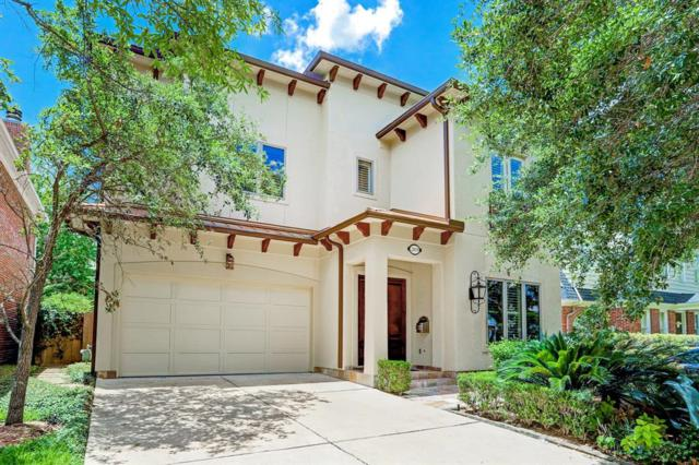 2809 Georgetown Street, West University Place, TX 77005 (MLS #10662610) :: Caskey Realty
