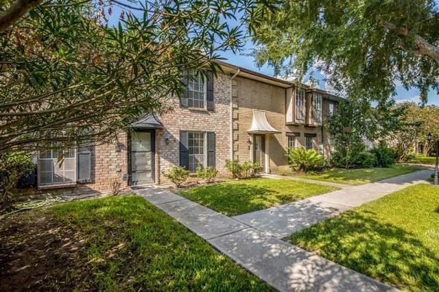 14734 Perthshire Road A, Houston, TX 77079 (MLS #10663821) :: Green Residential