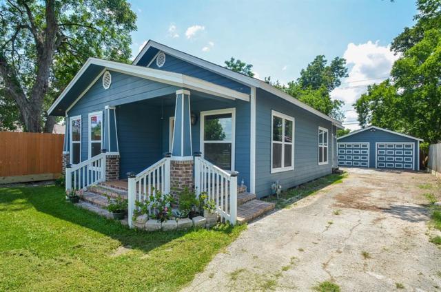 803 Vincent Street, Houston, TX 77009 (MLS #10668538) :: Giorgi Real Estate Group