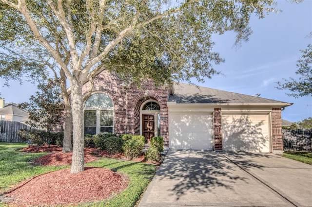 2801 Enchanted Lake Drive, Pearland, TX 77584 (MLS #10668593) :: CORE Realty