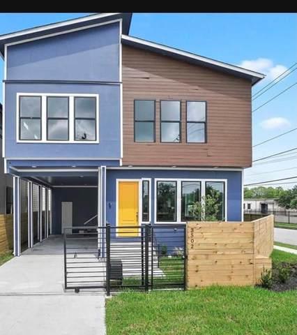 3502 Ajax Street, Houston, TX 77022 (MLS #10672434) :: Caskey Realty