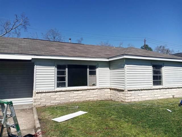 5951 Doulton Dr, Houston, TX 77033 (MLS #10673002) :: The Bly Team
