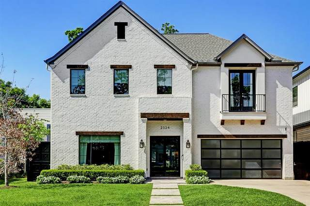 2324 South Boulevard, Houston, TX 77098 (MLS #10679277) :: Texas Home Shop Realty