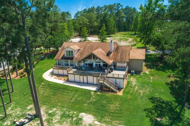 335 Private Road 6070, Brookeland, TX 75931 (MLS #10681911) :: The SOLD by George Team