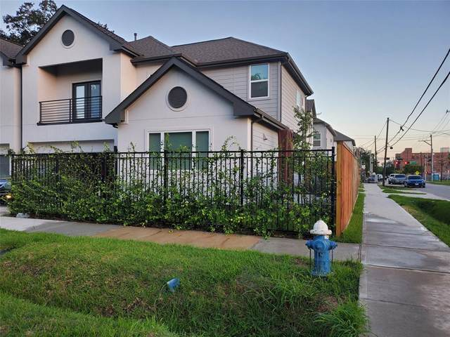 1262 Morris Street, Houston, TX 77009 (MLS #10682957) :: The Freund Group