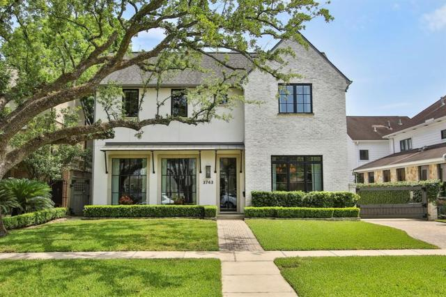 3743 Tangley Road, West University Place, TX 77005 (MLS #10683520) :: The Sansone Group