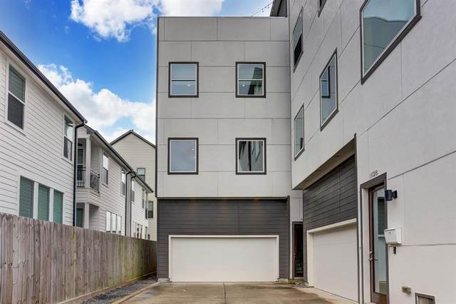 1626 W 24th Street, Houston, TX 77008 (MLS #10686400) :: The SOLD by George Team