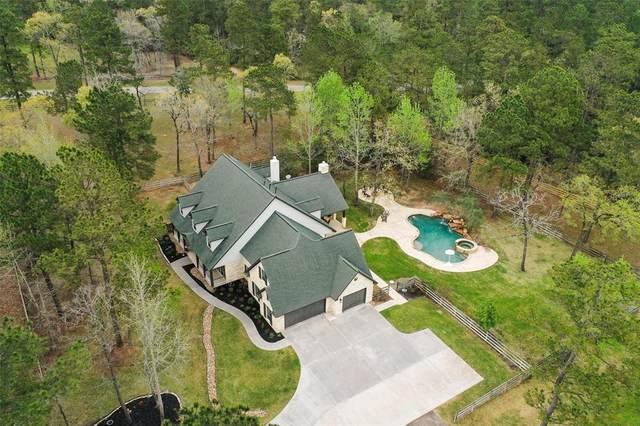 28122 Post Oak Run, Magnolia, TX 77355 (MLS #10687839) :: The SOLD by George Team