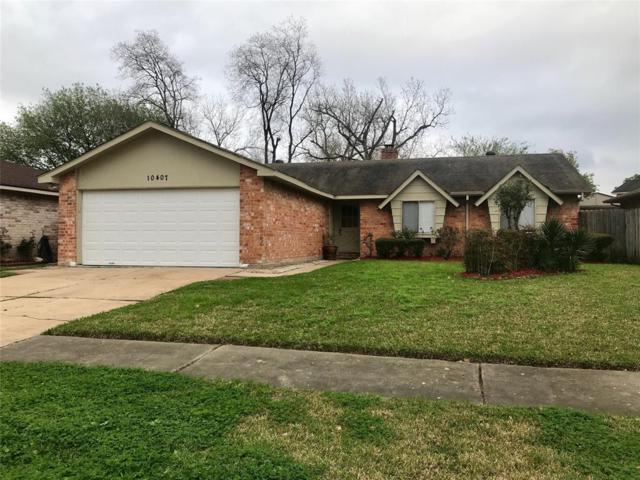 10407 Townhall Lane, Sugar Land, TX 77498 (MLS #10701634) :: Texas Home Shop Realty