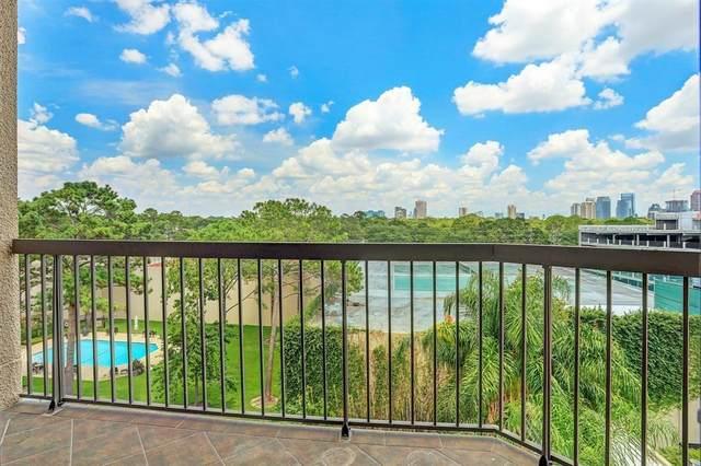 661 Bering Drive #608, Houston, TX 77057 (MLS #10703611) :: Texas Home Shop Realty