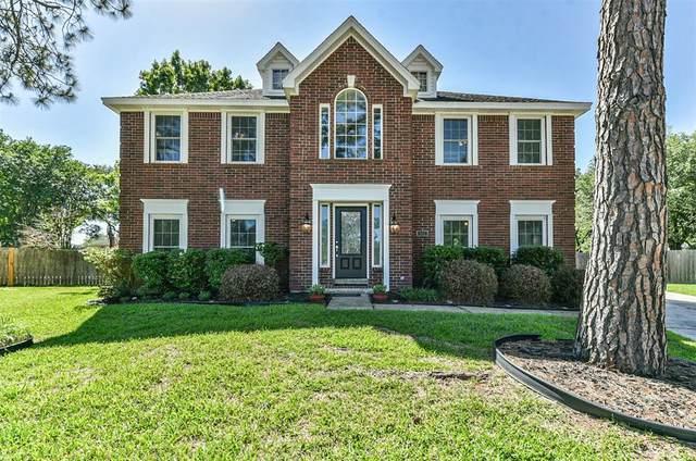 802 Knotty Elmwood Trail, Houston, TX 77062 (MLS #10709623) :: Giorgi Real Estate Group