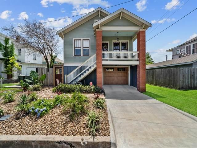 1213 36th Street, Galveston, TX 77550 (MLS #10712167) :: Connect Realty