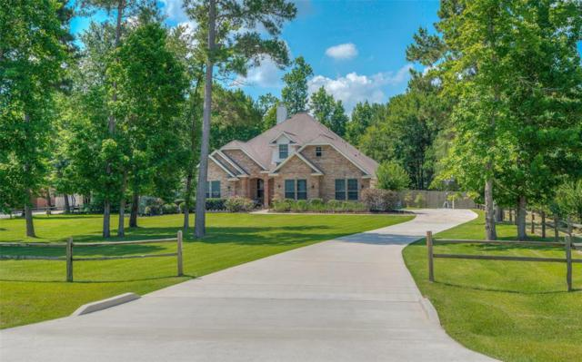 7427 Millies Run Road, Montgomery, TX 77316 (MLS #10712452) :: The SOLD by George Team