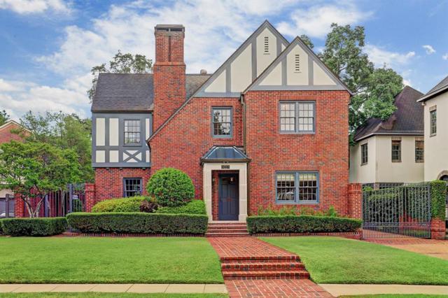 3227 Reba Drive, Houston, TX 77019 (MLS #1071989) :: Fairwater Westmont Real Estate