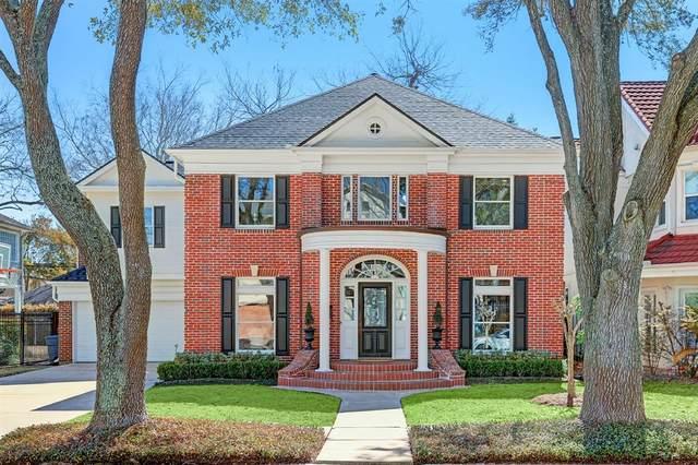 2821 Amherst Street, West University Place, TX 77005 (MLS #10724096) :: Keller Williams Realty