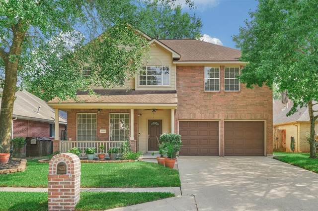 1326 Coppercrest Drive, Spring, TX 77386 (MLS #10725956) :: The Bly Team