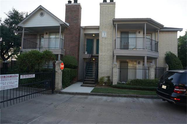 2121 Hepburn Street #302, Houston, TX 77054 (MLS #10729562) :: Connect Realty
