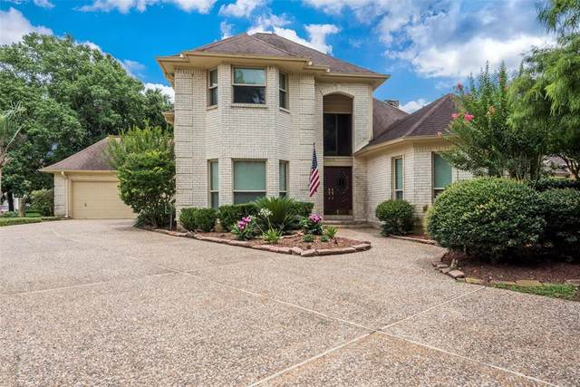 2616 Ryder Ct, League City, TX 77573 (MLS #10733922) :: The Bly Team