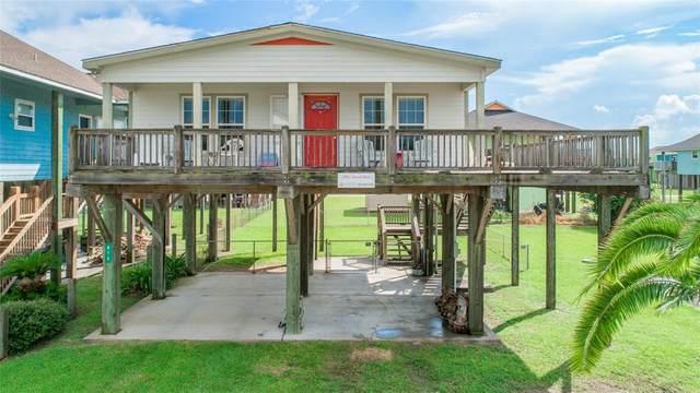 872 Townsend Drive Drive, Crystal Beach, TX 77650 (MLS #1073423) :: The Wendy Sherman Team