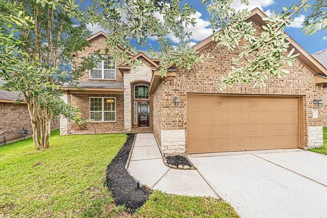 210 Black Swan Place, The Woodlands, TX 77354 (MLS #10743140) :: The SOLD by George Team